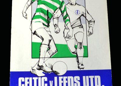 Leeds v Celtic 15.04.1970 - European Cup Semi Final 2nd Leg