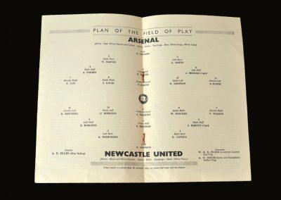 Arsenal v Newcastle 03.05.1952 - FA Cup Final