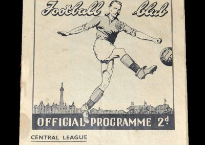 Blackpool Reserves v Sheff Utd Reserves 21.08.1948