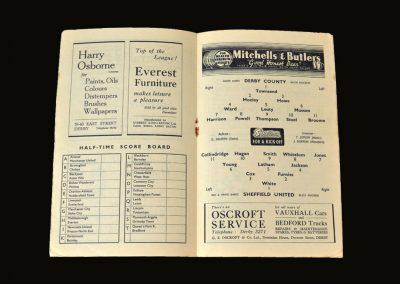 Derby v Sheff Utd 28.08.1948