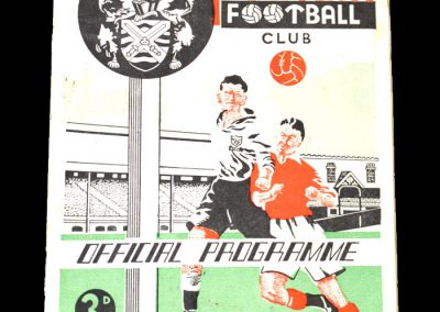 Fulham v Everton 07.10.1950