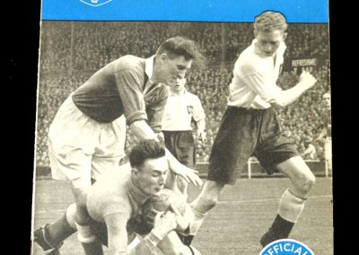 Pegasus v Hendon 17.03.1951 - FA Amateur Cup Semi Final at Highbury