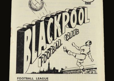 Man Utd v Blackpool 25.12.1952