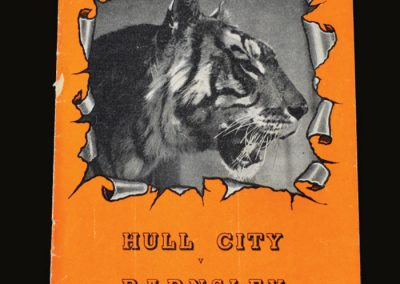 Hull v Barnsley 21.02.1953 (Taylor)