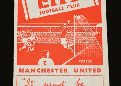 Man Utd v Stoke 28.02.1953