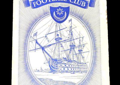 Newcastle v Portsmouth 18.04.1953