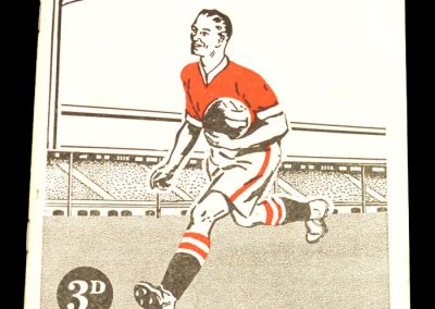 Doncaster Rovers v Hull City 23.04.1959