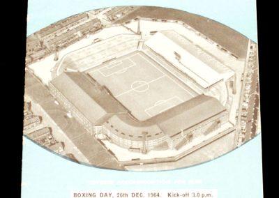 Manchester City v Bury 26.12.1964