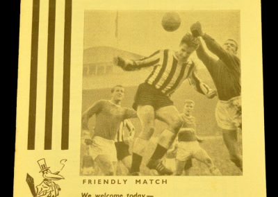 Newcastle United v Middlesbrough 25.01.1964