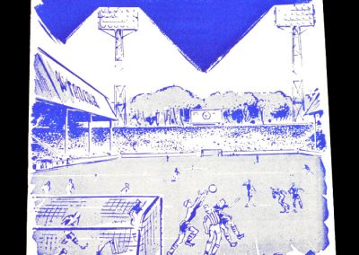 Colchester United v Fulham 25.09.1963 | League Cup 2