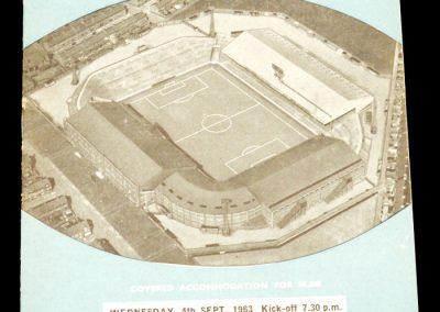 Cardiff City v Manchester City 04.09.1963