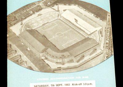Leeds United v Manchester City 07.09.1963