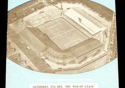 Rotherham United v Manchester City 21.12.1963