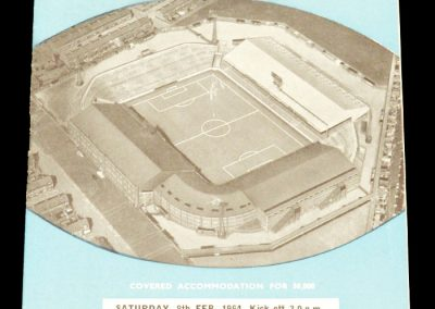 Bury v Manchester City 08.02.1964