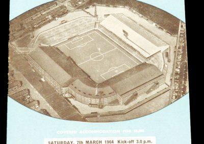 Manchester City v Derby County 07.03.1964