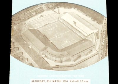 Manchester City v Southampton 21.03.1964