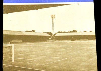 Ipswich Town v Manchester United 03.09.1963