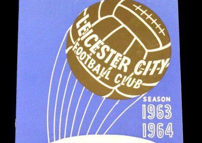 Leicester City v Manchester United 08.02.1964