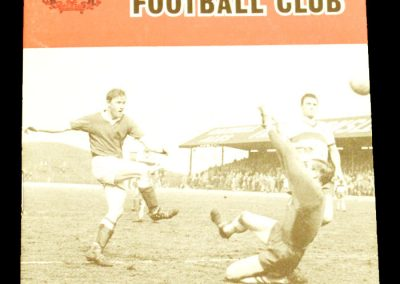 Barnsley FC v Manchester United 15.02.1964 | FA Cup 5th round