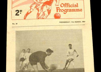 Youth v Wolves 11.03.1964 | YC5