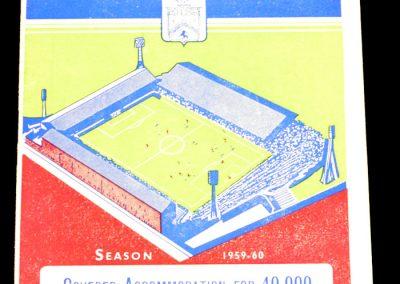 Burnley v Manchester City 24.10.1959