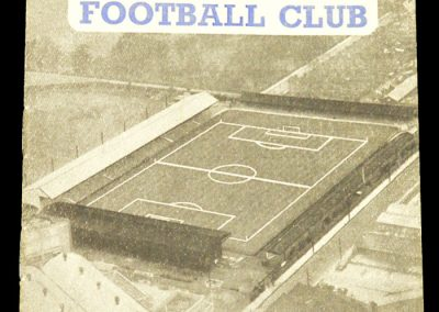 Ipswich Town v Huddersfield 10.01.1959 | FA Cup 3rd Round