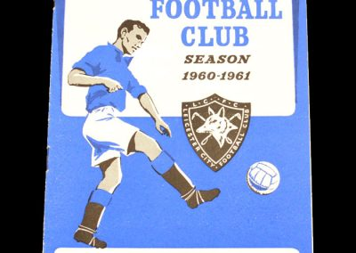 Leicester City v Bolton Wanderers 26.12.1960