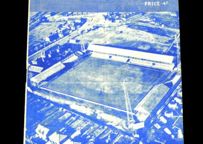 Peterborough United v Leicester City 14.11.1960
