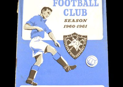 Burnley v Leicester City 01.04.1961