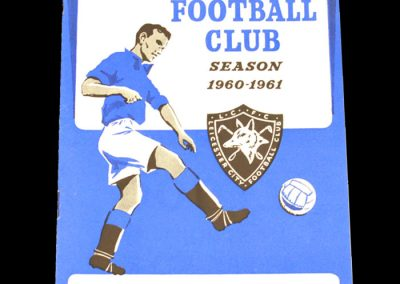 West Ham United v Leicester City 03.04.1961