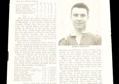 Chelsea v Newcastle 22.04.1957