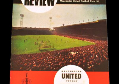 Arsenal v Manchester United 07.10.1967
