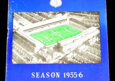 Everton v Birmingham 27.12.1955