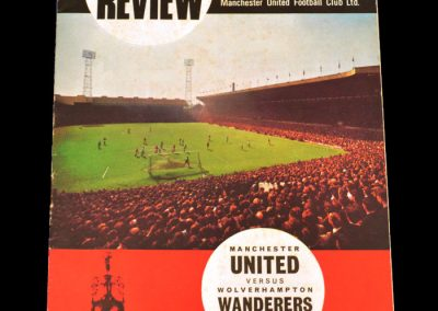 Wolverhampton Wanderers v Manchester united 26.12.1967