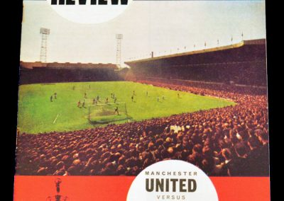 Manchester City v Manchester United 10.02.1968 | Postponed