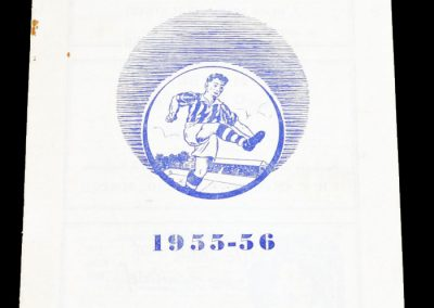 Colchester v Watford 21.01.1956