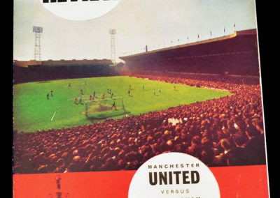 Nottingham Forest v Manchester United 23.03.1968