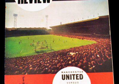 Manchester City v Manchester United 27.03.1968