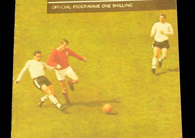 Fulham FC v Manchester United 12.04.1968