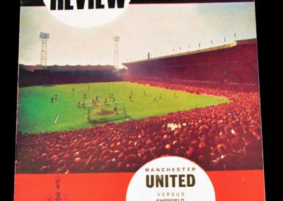 Sheffield United v Manchester United 20.04.1968
