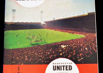 Newcastle United v Manchester United 04.05.1968