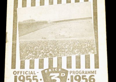 Bishop Auckland v Kingstonian 17.03.1956 | FA Amateur Cup Semi Final