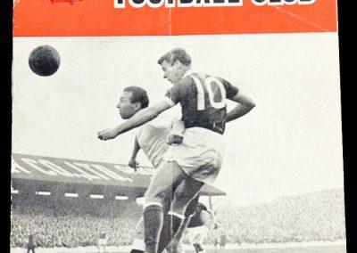 Barnsley FC v Everton 05.01.1963