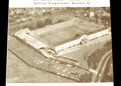 Newcastle United v Sunderland 27.12.1965 | Postponed