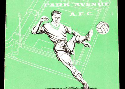 Bradford PA v Hull 23.03.1963