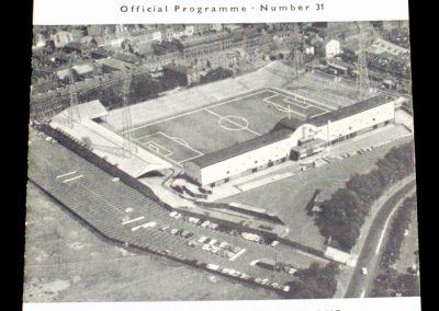 Newcastle United v Sunderland 05.03.1966