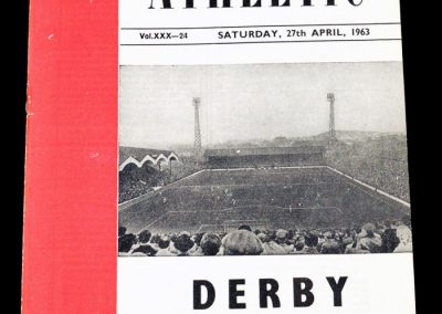 Derby County v Charlton Athletic 27.04.1963