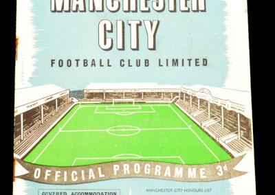 Luton Town v Manchester City 26.10.1957