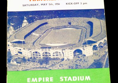 Birmingham City v Manchester City 05.05.1956 | FA Cup Final