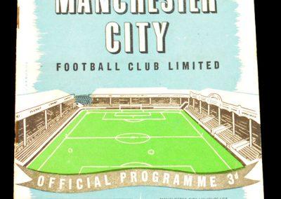 Burnley v Manchester City 26.12.1957